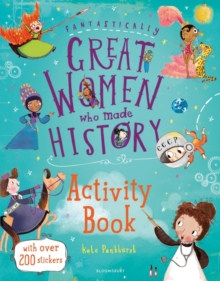 Fantastically Great Women Who Made History Activity Book, Paperback / softback Book