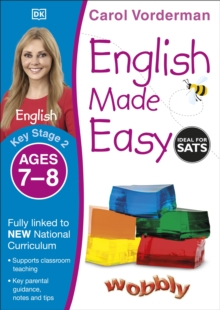 English Made Easy Ages 7-8 Key Stage 2, Paperback / softback Book