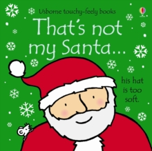That's Not My Santa, Board book Book