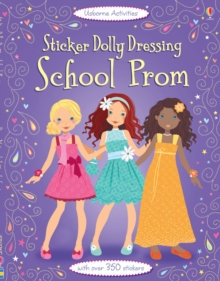 Sticker dolly dressing school prom fiona watt for Ibiza proms cd