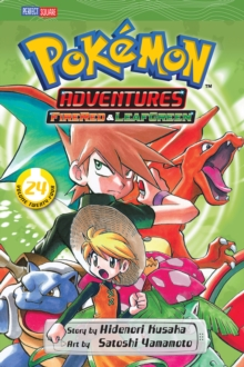 Pokemon Adventures (FireRed and LeafGreen), Vol. 24, Paperback / softback Book