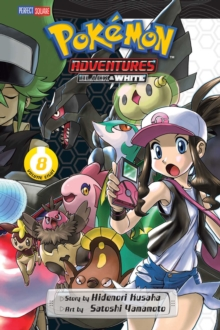 Pokemon Adventures: Black and White, Vol. 8, Paperback / softback Book