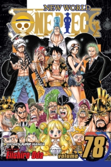 One Piece, Vol. 78, Paperback / softback Book