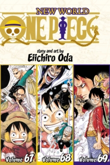 One Piece (Omnibus Edition), Vol. 23 : Includes vols. 67, 68 & 69, Paperback / softback Book