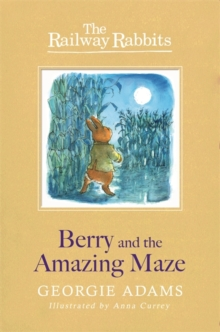 Railway Rabbits: Berry and the Amazing Maze : Book 12, Paperback / softback Book