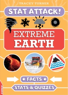 EDGE: Stat Attack: Extreme Earth Facts, Stats and Quizzes, Paperback Book