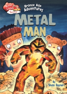 Race Ahead With Reading: Bronze Age Adventures: Metal Man, Paperback / softback Book