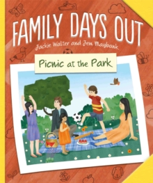 Family Days Out: Picnic at the Park, Hardback Book