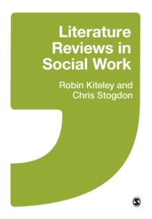 Literature Reviews in Social Work, Paperback / softback Book