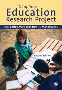 Doing Your Education Research Project, Paperback / softback Book