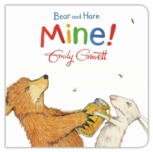 Bear and Hare: Mine!, Board book Book