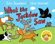 What the Jackdaw Saw, Paperback Book