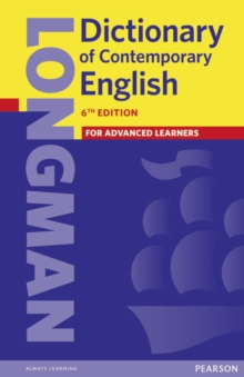 Longman Dictionary of Contemporary English 6 paper, Paperback Book