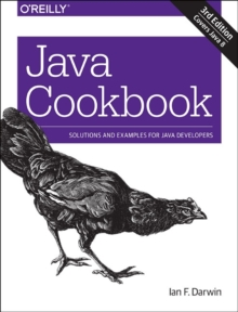 Java Cookbook, Paperback / softback Book