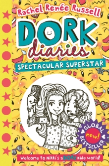 Dork Diaries: Spectacular Superstar, Paperback / softback Book