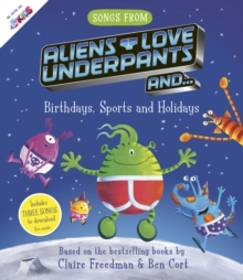 Songs From Aliens Love Underpants, Paperback / softback Book