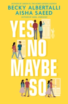 Yes No Maybe So, Paperback / softback Book
