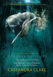 The Dark Artifices Box Set, Paperback / softback Book