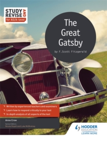 Study and Revise for AS/A-level: The Great Gatsby, Paperback / softback Book