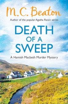 Death of a Sweep, Paperback Book