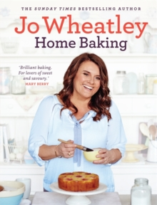 Home Baking, Hardback Book