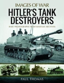 Hitler's Tank Destroyers, Paperback Book