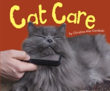 Cat Care, Hardback Book