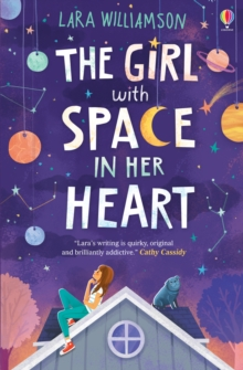 The Girl with Space in Her Heart, Paperback / softback Book