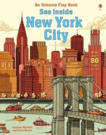 See Inside New York City, Board book Book