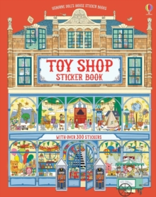 Doll's House Sticker Book Toyshop, Paperback / softback Book