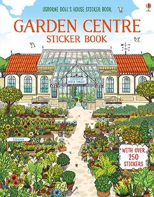 Garden Centre Sticker Book, Paperback / softback Book