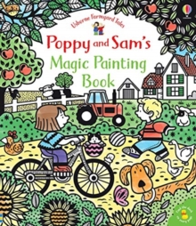 Poppy and Sam's Magic Painting Book, Paperback / softback Book