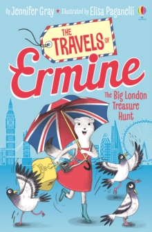 The Big London Treasure Hunt, Paperback / softback Book