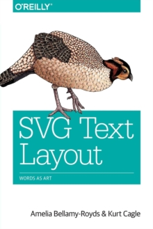 SVG Text Layout, Paperback / softback Book