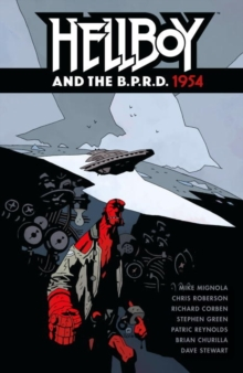 Hellboy And The B.p.r.d.: 1954, Paperback / softback Book