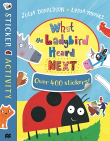 What the Ladybird Heard Next Sticker Book, Paperback / softback Book