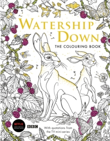 Watership Down: The Colouring Book, Paperback / softback Book