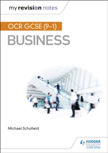 My Revision Notes: OCR GCSE (9-1) Business, Paperback / softback Book