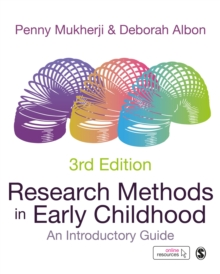 Research Methods in Early Childhood : An Introductory Guide, Paperback Book