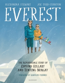 Everest: The Remarkable Story of Edmund Hillary and Tenzing Norgay, Hardback Book