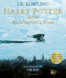 Harry Potter and the Philosopher's Stone : Illustrated Edition, Paperback / softback Book