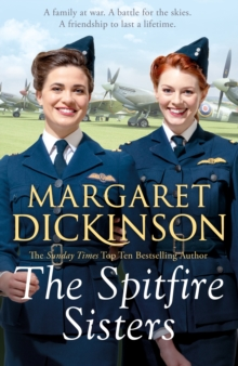 The Spitfire Sisters, Hardback Book