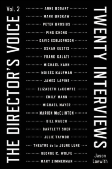 The Director's Voice, Vol. 2, Paperback / softback Book