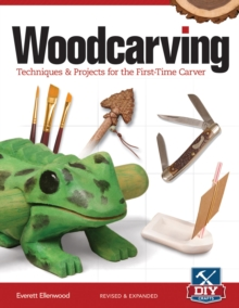 Woodcarving, Rev and Exp, Paperback / softback Book