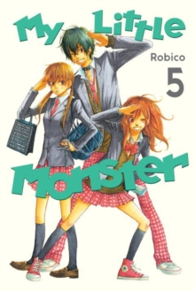 My Little Monster 5, Paperback / softback Book