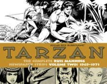 Tarzan The Complete Russ Manning Newspaper Strips Volume 2 (1969-1971), Hardback Book
