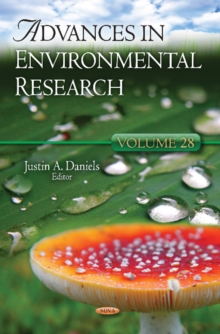 Advances in Environmental Research : Volume 28, Hardback Book