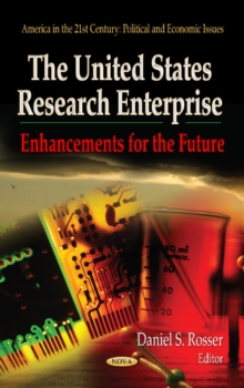 United States Research Enterprise : Enhancements for the Future, Hardback Book