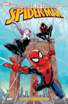 Marvel Action Spider-Man New Beginnings (Book One), Paperback / softback Book