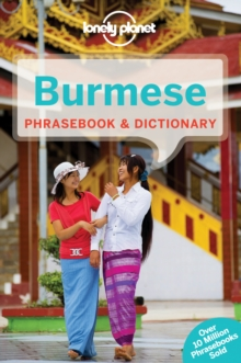 Lonely Planet Burmese Phrasebook & Dictionary, Paperback / softback Book